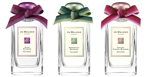 Jo Malone Blue Skies & Blossom collection