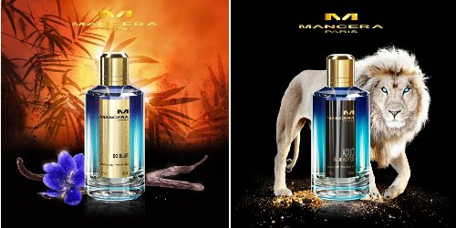 Mancera So Blue & Aoud Blue Notes