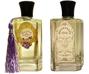 Oriza L. Legrand Violettes du Czar & Heliotrope Blanc