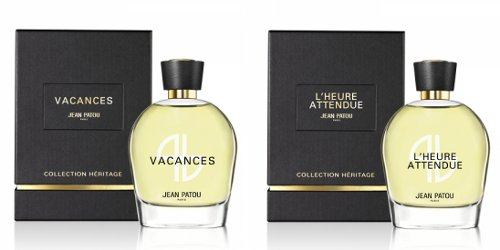 Patou Heritage Vacances and L'Heure Attendue