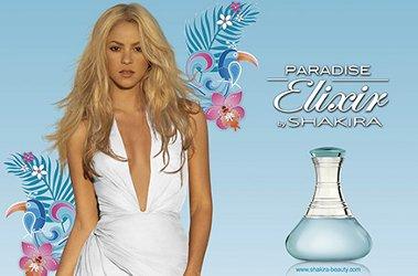 Shakira Paradise Elixir