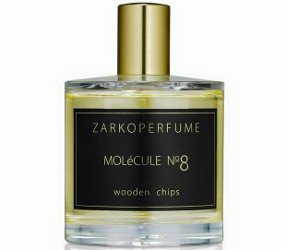 ZarkoPerfume MOLéCULE No. 8 (wooden chips)