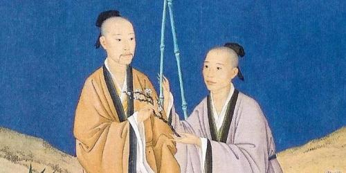 Father and Son, the emperors Qianlong and Yongzhen