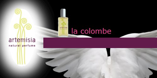 Artemisia Natural Perfume La Colombe
