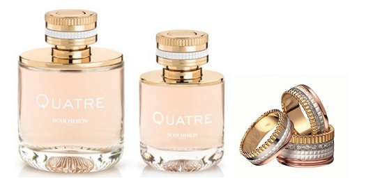 Boucheron Quatre women