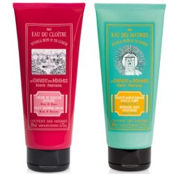 Le Couvent des Minimes Silky Shower Cream & Refreshing Body Moisturizer