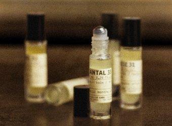 Le Labo perfumed balms