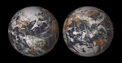 NASA selfie