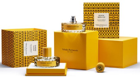 Vilhelm Parfumerie packaging