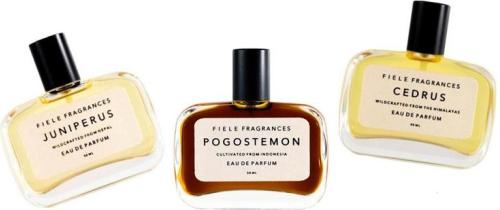 Fiele Fragrances Pogostemon, Cedrus & Juniperus