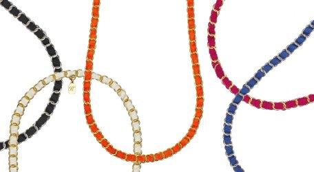 By Kilian Attache-Moi necklaces