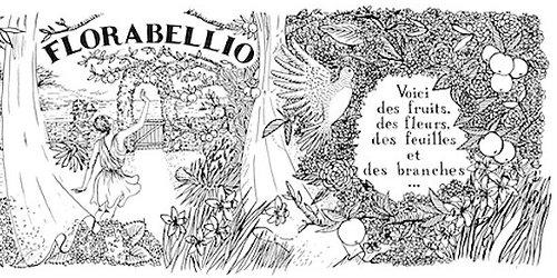 Diptyque Florabellio brand image