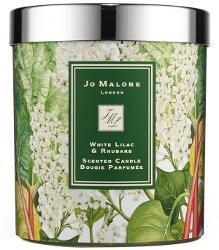 Jo Malone White Lilac & Rhubarb candle