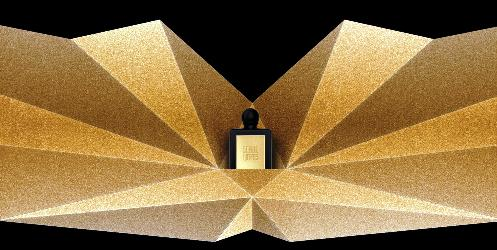 Serge Lutens L'Incendiaire brand visual