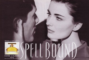 Estee Lauder Spellbound advert