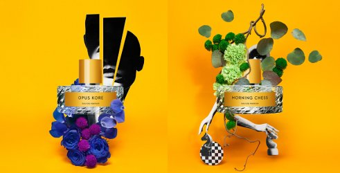 Vilhelm Parfumerie Opus Kore & Morning Chess