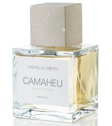 Gabriella Chieffo Camaheu fragrance bottle