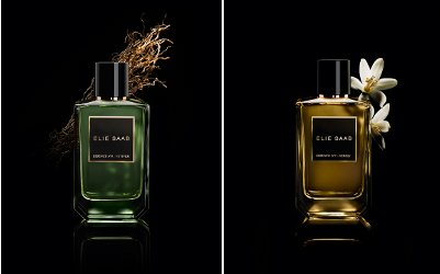 Elie Saab Essence No. 6 Vetiver and Essence No. 7 Neroli