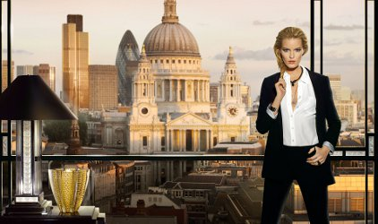 Living Lalique, brand image for London