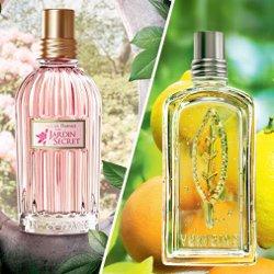 L'Occitane Roses et Reines Jardin Secret & Verveine Agrumes