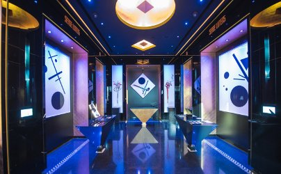 Serge Lutens Moscow boutique