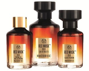 The Body Shop Red Musk Oud