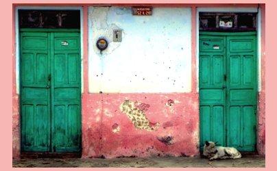 Doors, Yucatan