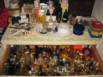 Ann S perfume dresser