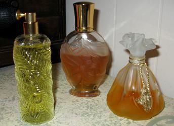Ann S perfume collection