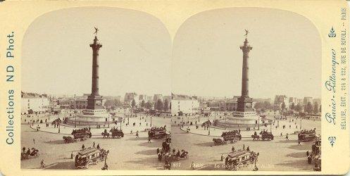 Place de la Bastille
