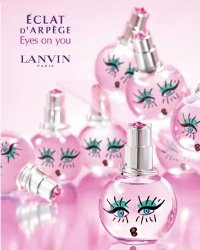 Lanvin Éclat d'Arpège Eyes On You