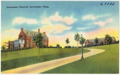 Leominster Hospital, Leominster, Mass