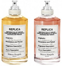 Maison Martin Margiela Replica By the Fireplace & Lipstick On