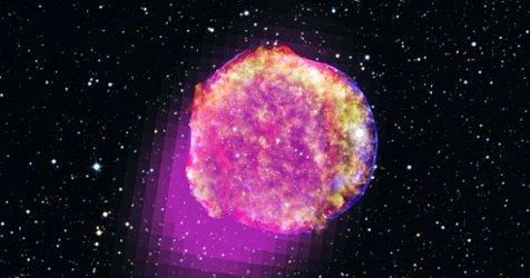 Tycho's Star Shines in Gamma Rays