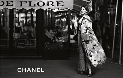 Chanel campaign Spring 2015