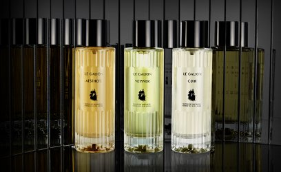 Le Galion Aesthete, Vetyver and Cuir