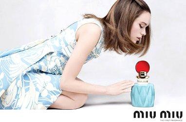 Stacy Martin for Miu Miu