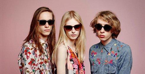 Paul Smith Eyewear campaign, 2014