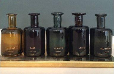 Perfumer H Cologne, Rose, Velvet, Leather and Heliotrope