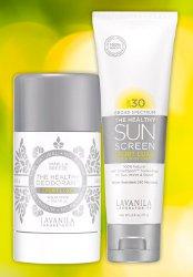 Lavanila Vanilla Breeze Sport Luxe Deodorant