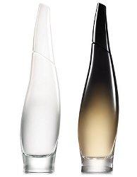 Donna Karan Liquid Cashmere White and Liquid Cashmere Black