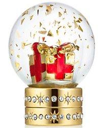 Estee Lauder snow globe compact