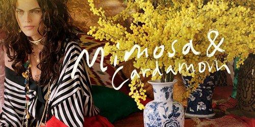 Jo Malone Mimosa & Cardamom brand image