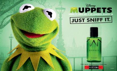 Kermit Just Sniff It