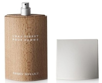 Issey Miyake L'Eau d'Issey Pour Homme beech wood bottle