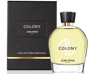 Jean Patou Colony Heritage Collection