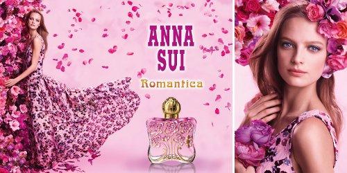Anna Sui Romantica, brand images