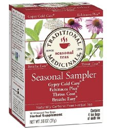 Traditional Medicinals Seasonal Sampler