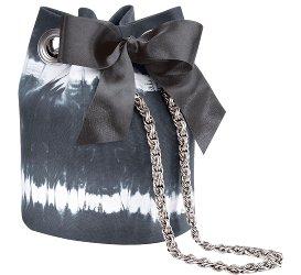 Guerlain La Petite Robe Noire bucket bag