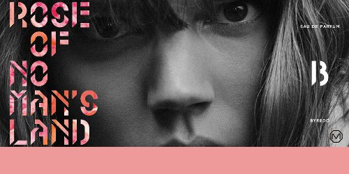 Byredo Rose of No Man's Land, Freja Beha Erichsen